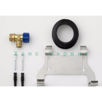 mounting kit for a tank of Laufen Mylife 8949460000001
