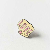 Annie Free X UO Love Pin - Urban Outfitters