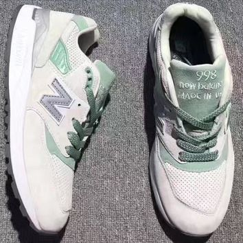 2018 Original New Balance NB 998 fashion casual sports shoes
