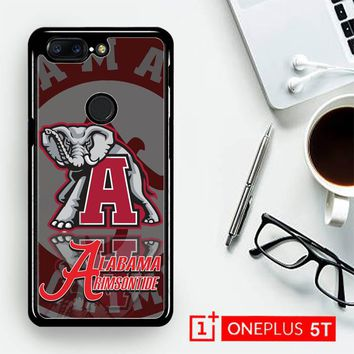 Alabama Crimson Tide X3309  OnePLus 5T / One Plus 5T Case