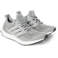 adidas Originals - Ultra Boost Rubber-Trimmed Mesh Sneakers | MR PORTER