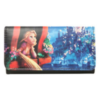Disney Tangled Rapunzel Flap Wallet