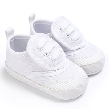 Infant Toddler Newborn Shoes Baby Girl Boy Sports Sneakers Soft Bottom Anti-slip First Walkers Prewalker