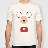 Disney - Mickey Mouse T-shirt by TracingHorses