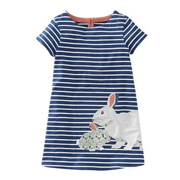 Sweet as Sugar Couture Cuddle Bunnies Dress