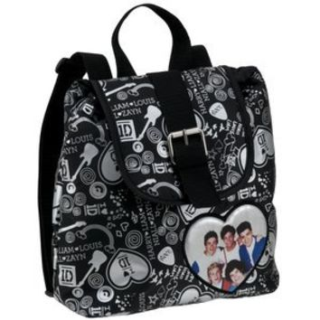 Walmart: One Direction Girls' Classic 1D Mini Backpack, Black