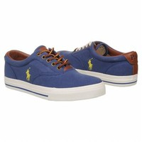 Men's Polo by Ralph Lauren  Vaughn Aviator Navy Shoes.com