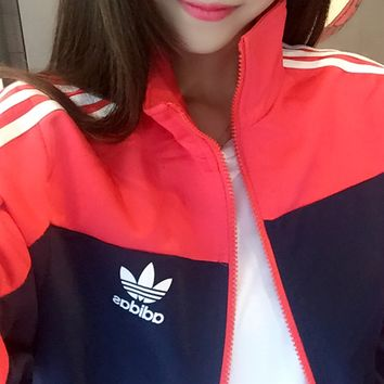 Adidas: sweethearts outfit coat sportswear jackets for men and women big yards