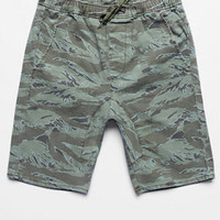Bullhead Denim Co. Camouflage Jogger 2.0 Shorts at PacSun.com