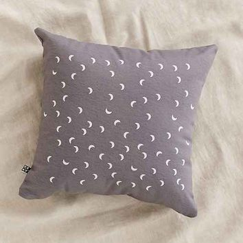 Iveta Abolina For DENY Study In Gray III Pillow