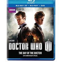 Matt Smith & David Tennant & Various-Doctor Who 50th Anniversary Special: The Day of the Doctor