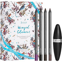 Julep Winged Glamour Eyeliners w/ Sharpener 5 Pc Set
