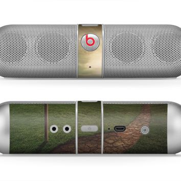 The Redemption Hill Skin for the Beats by Dre Pill Bluetooth Speaker