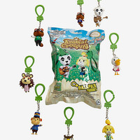 Animal Crossing Backpack Buddies Blind Bag Clip-On Figure