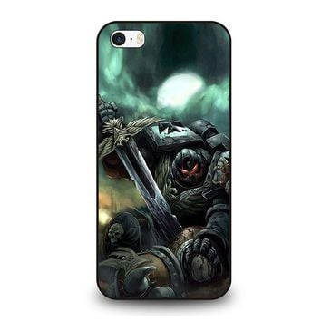 WARHAMMER BLACK TEMPLAR iPhone SE Case Cover