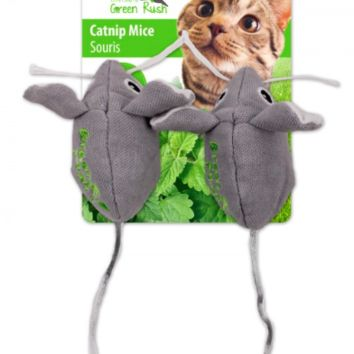 All For Paws Cat Toy Catnip Mice