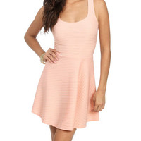 Lurex Skater Dress | Shop Dresses at Wet Seal