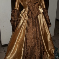 Handmade Renaissance, Victorian, Medieval, Historical, Princess, Queen, Dress for Women! Formal, Costume, Wedding, Prom, 18th Century.