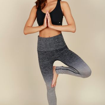 Spinning Around Active Leggings Grey