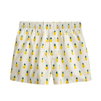 J.Crew Mens Pineapple Boxers