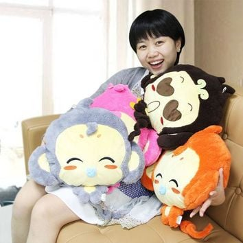 ac VLXC Lovely Cartoons USB Cushion [6284325766]