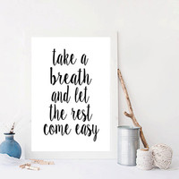 All Time Low Song Lyrics Print Music poster Typography art Love quote Wor art Black and white Motivational quote Digital Poster TYPOGRAPHY