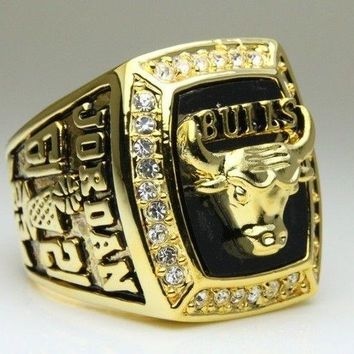 """SPORTS RING * 1991 CHICAGO """"BULLS"""" WORLD * CHAMPIONS/ shipping from USA"""