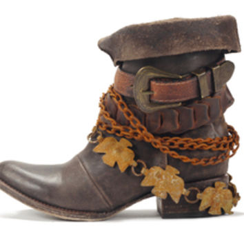 Freebird by Steve Madden: FB- Yerba Brown Ankle Boot