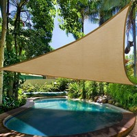 Beach Sun Shelter Tarp Waterproof Tent Shade Ultralight UV Garden Awning Canopy Sunshade Outdoor Camping Hammock Rain Fl