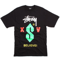 Believe T-Shirt Black