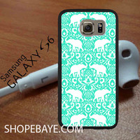 Mint elephant For galaxy S6, Iphone 4/4s, iPhone 5/5s, iPhone 5C, iphone 6/6 plus, ipad,ipod,galaxy case