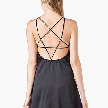 Mystical Back Dress