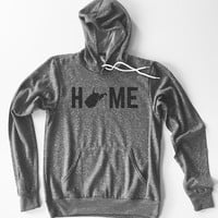West Virginia HOME Unisex Hoodie