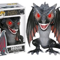 Funko Game of Thrones Red-Eyed Drogon Pop Vinyl Exclusive