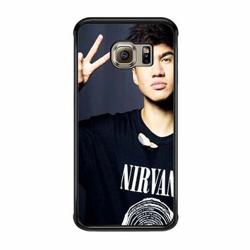 calum hood nirvana case for samsung galaxy s6 s6 edge