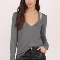 Chill Factor Low Back Top