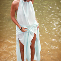 $80.00 Grecian Goddess Dress Custom Made to Order by MelissaRenePrice