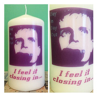 Joy Division Candle