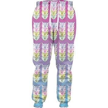 Trippy Cats Joggers