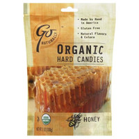 Go Naturally Honey Hard Candy (6x3.5oz )