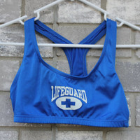 lifeguard sports bra
