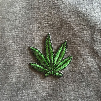 Pot Leaf PatchTee