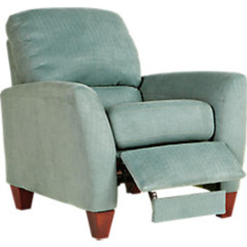 Spencer Place Azure Recliner