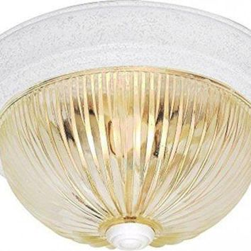 "Nuvo 76-191 - 11"" Close-To-Ceiling Flush Mount Ceiling Light"