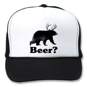 Beer? Hats from Zazzle.com
