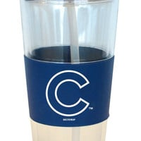 Chicago Cubs No Spill Straw Tumbler