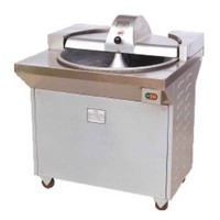 Bowl Cutter - 620 Liters, CE, Polished Body, QS620B