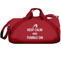 Keep calm and tumble on: Creations Clothing Art