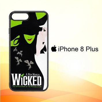 Wicked musical V0519 iPhone 8 Plus Case