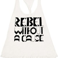 Rebel Without A Cause Tank